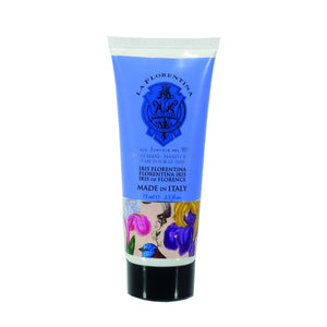 Italian Luxury Group Hand Cream La Florentina Iris Hand Cream Natural Tuscan Moisturising 75 ml Brand