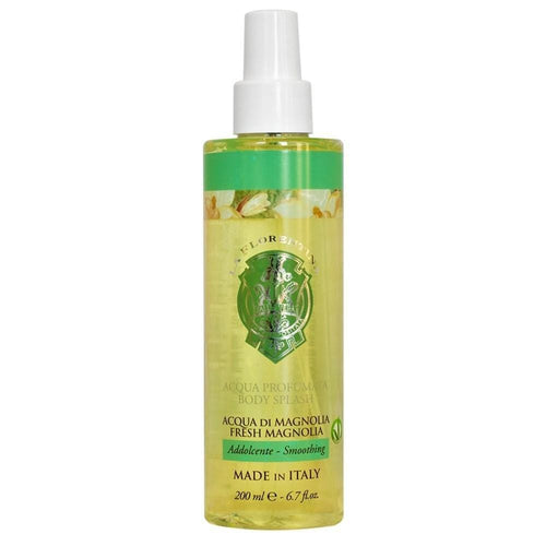 La Florentina Magnolia Body Splash 200ml - italianluxurygroup.com.au