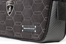 Load image into Gallery viewer, Lamborghini Zingo Belt Bag Carbon Fiber and Alcantara - italianluxurygroup.com.au