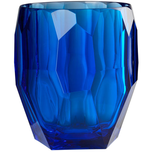 Mario Luca Giusti Antartica Plastic Ice Bucket Royal Blue - italianluxurygroup.com.au