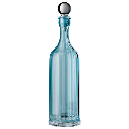 Mario Luca Giusti Bona Water Bottle Turquoise - italianluxurygroup.com.au