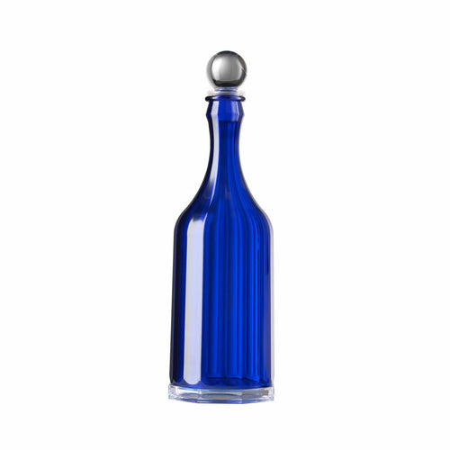 Mario Luca Giusti Bonanotte Water Bottle Blue - italianluxurygroup.com.au
