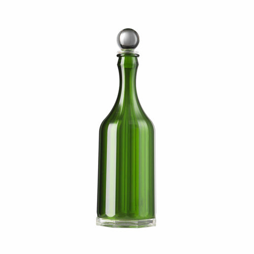 Mario Luca Giusti Bonanotte Water Bottle Green - italianluxurygroup.com.au