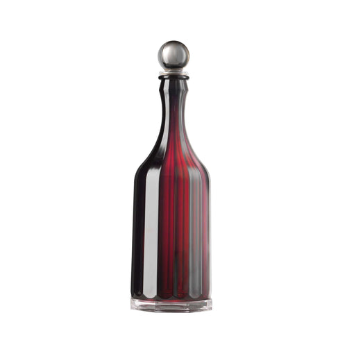 Mario Luca Giusti Bonanotte Water Bottle Ruby - italianluxurygroup.com.au