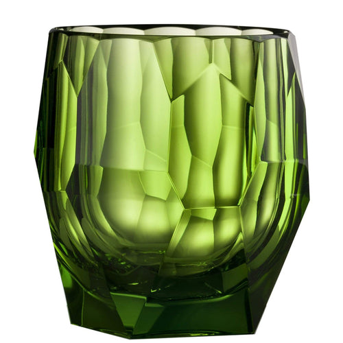 Mario Luca Giusti Filippo Plastic Ice Bucket Green - italianluxurygroup.com.au