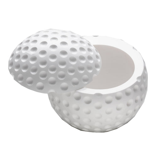 Mario Luca Giusti Golf Bowl Plastic Ice Bucket White - italianluxurygroup.com.au