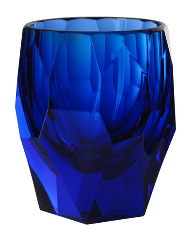 Mario Luca Giusti Milly Plastic Cup Royal Blue - italianluxurygroup.com.au