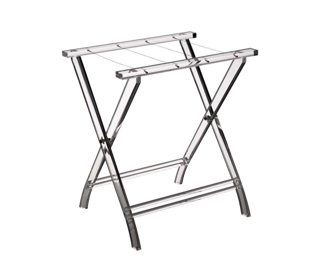 Mario Luca Giusti NextOne Folding Table Clear - italianluxurygroup.com.au