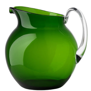 Italian Luxury Group Pitchers & Jugs Mario Luca Giusti Palla Plastic Jug Green Colour Brand
