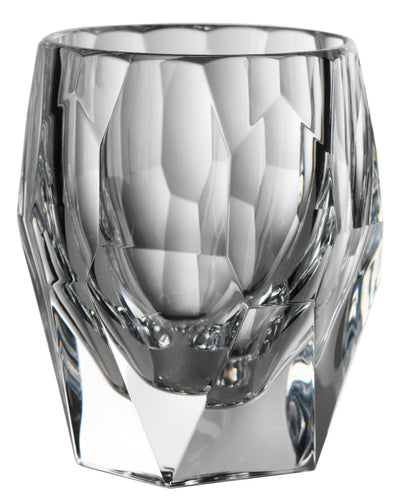 Mario Luca Giusti Super Milly Plastic Cup Clear - italianluxurygroup.com.au