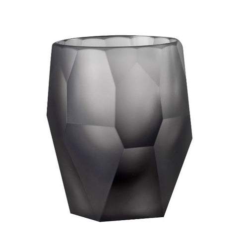 Italian Luxury Group Tumbler Mario Luca Giusti Super Milly Plastic Cup Grey Brand