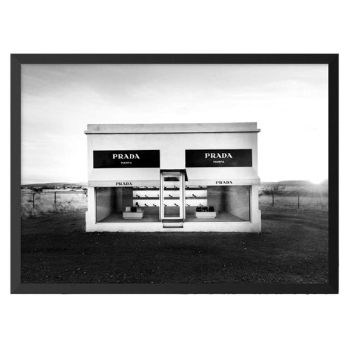 Prada Desert Monochrome Framed - italianluxurygroup.com.au