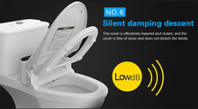 Load image into Gallery viewer, Smart Toilet Seat Cover - italianluxurygroup.com.au