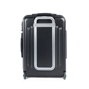 Tecknomonster Storiko Big Cabin Trolley Aluminium Matt Black Silver - italianluxurygroup.com.au