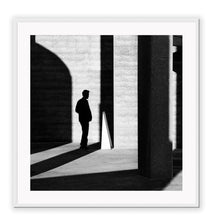 Load image into Gallery viewer, ITALIAN LUXURY GROUP Print Small		50x50cm / White Uomo shadow Brand
