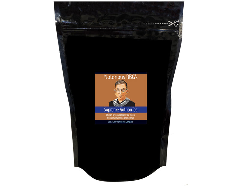 Notorious RBG's Supreme AuthoriTea