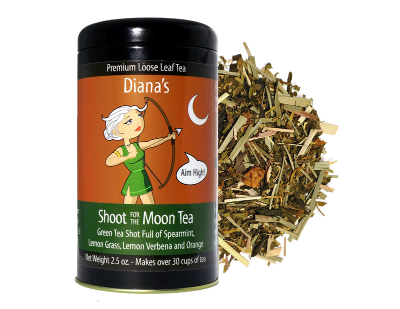 Diana's Shoot for the Moon Tea