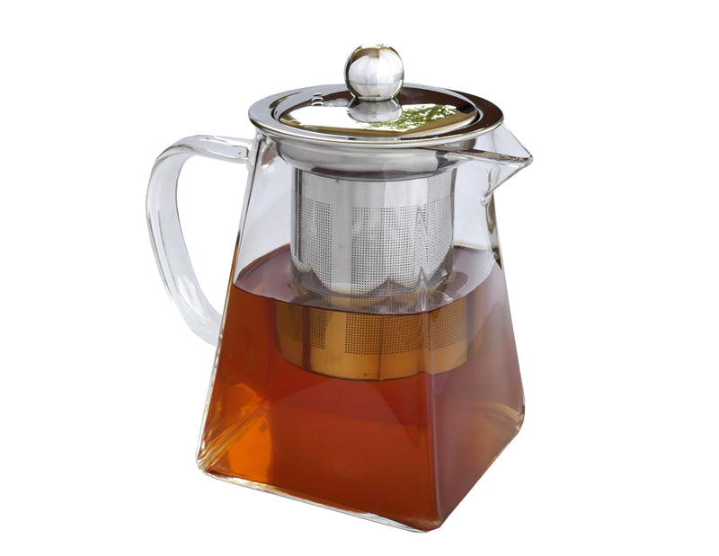 Glass Teapot (3-4 cup)