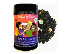 Solidarity Sisters Time for EqualiTea
