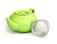 Ceramic Teapot - Green (3-4 Cup)