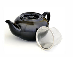 Ceramic Teapot - Black (3-4 Cup)