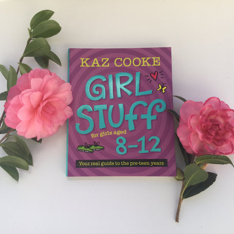 Girl Stuff for ages 8-12