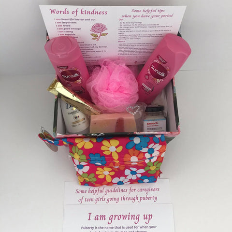 Be confident gift box (Pink)