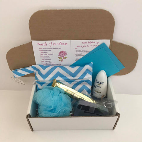 Just be you gift box (Blue)