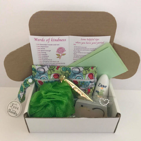 Just be you gift box (Green)