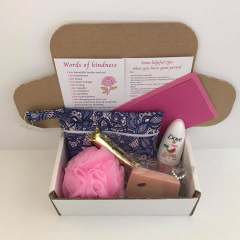 Just be you gift box (Pink)