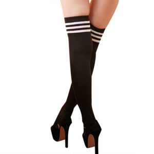 Sexy Stocking College Wind Long-barreled Socks