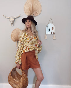 NEW Sayulita top by Spell and the Gypsy Collective vintage