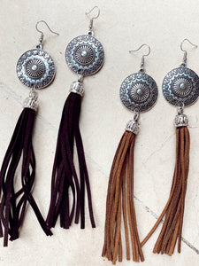 Western Boho earrings