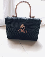 "Load image into Gallery viewer, ""Purnama"" Bali rattan bag"