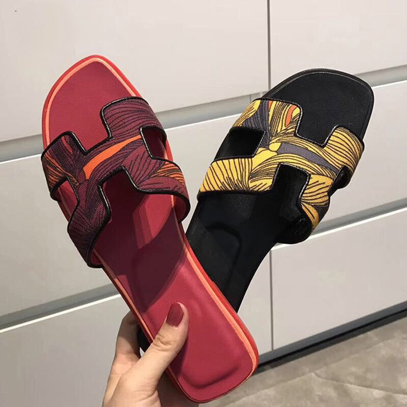 LOREAL LEATHER SANDALS