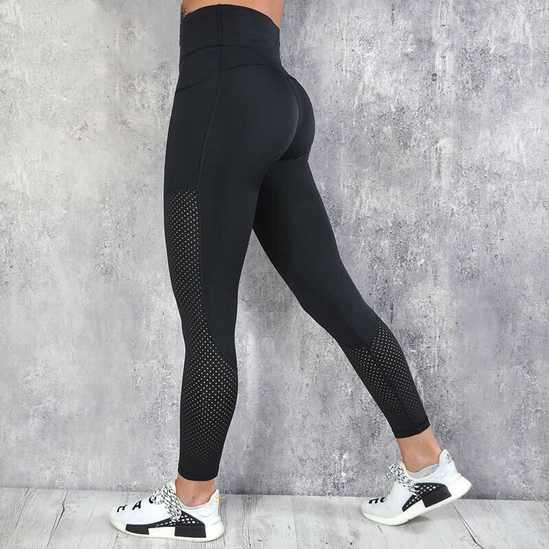 MOIRA PUSH UP HIGH WAIST LEGGINGS
