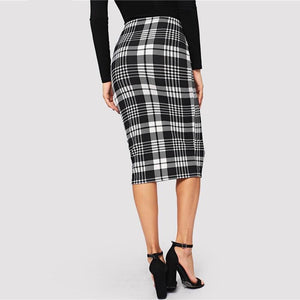AYA PENCIL SKIRT