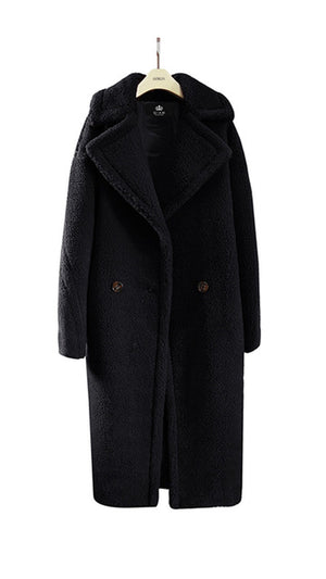 LUCIOUS FAUX FUR COAT