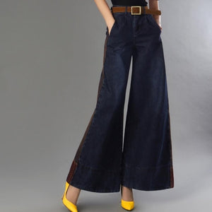 NEW YORK WIDE LEG JEANS