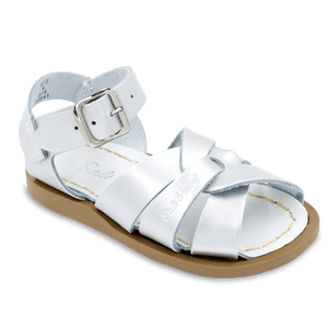 Original Salt Water Sandals Infant and Childrens Shoes White