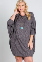 Load image into Gallery viewer, Wide Neck, Doiman Sleeve Tunic