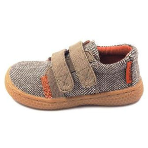 Livie and Luca Children's Shoes  for Boys Hayes  Walnut Color