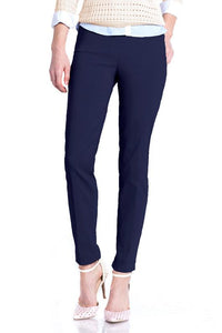 Slim-sations Pants for Shorter Ladies.   MP-2623 Ankle Pants