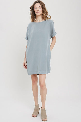 Tee Shirt Dress with Style
