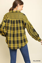 Load image into Gallery viewer, Plaid Blouses