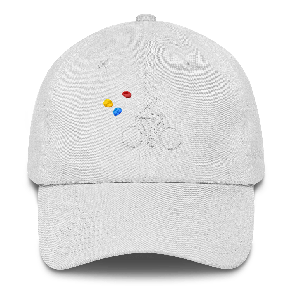 Dad Hat (White)