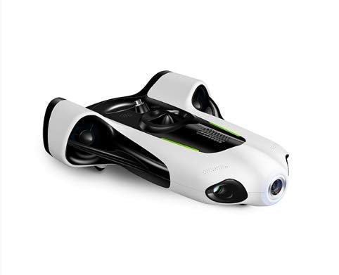 Youcan Robot Underwater Drone BW Space ROV with 4K Video Capture and 12MP Camera (150m-cable