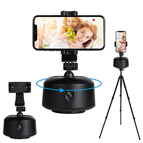 Beyonday Smart Tracking Selfie Stick, 360 ° Rotación Auto Face Object Tracking Camera Trípode Holder
