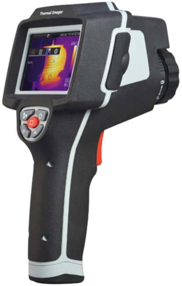 Thermal Imaging Camera 160x120/-20 °C to + 400 °C/Cem DT 9873B