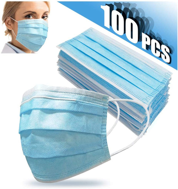 Disposable Mouth Cover 100 pcs